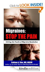 Migraine, Headache, Robban A SIca, MD, Center for the Healing Arts PC